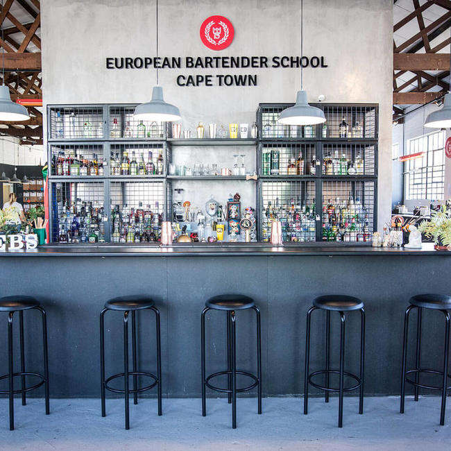Cape Town barschool bar