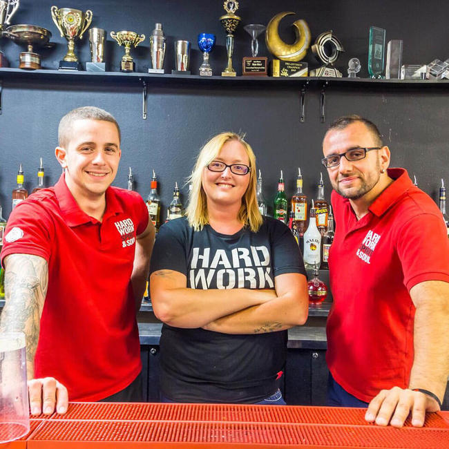 Bartending instructors in Las Vegas